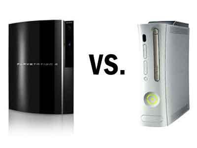 xbox 360 vs ps3