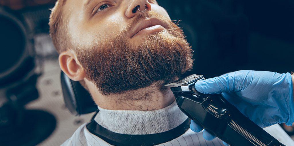 ingrijirea barbii cu programare la salon